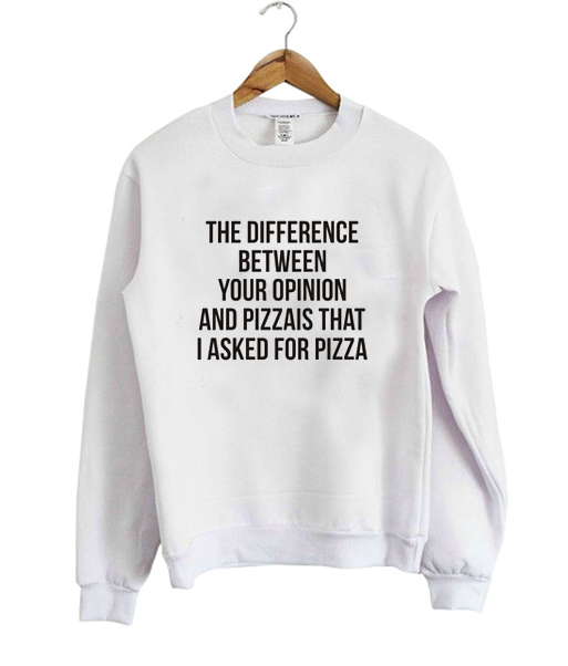 The Difference Sweatshirt