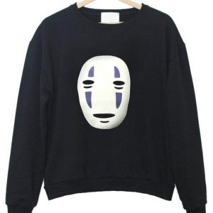 Spirited Away No Face Sweater