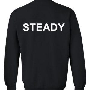 Steady Sweatshirt Black