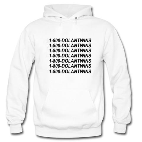 923dc29e0 1800 Dolan Twin Hoodie