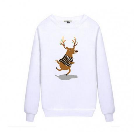 Christmas Reindeer Sweatshirt