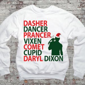 Dasher Dancer Sweatshirt