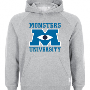 Monster University Hoodie