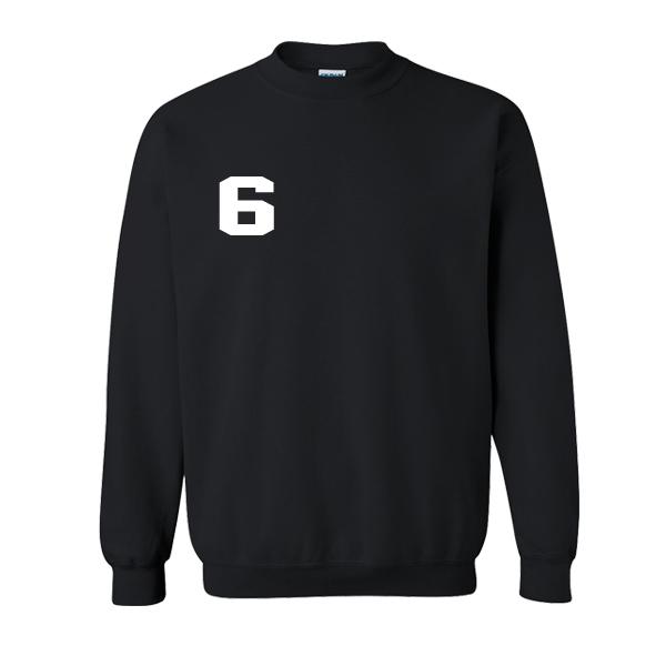 6 Sweatshirt