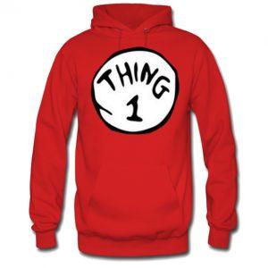 Thing 1 Hoodie