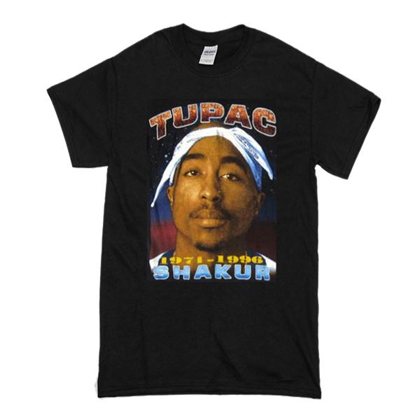 Tupac Shakur 1978-1996 T-Shirt