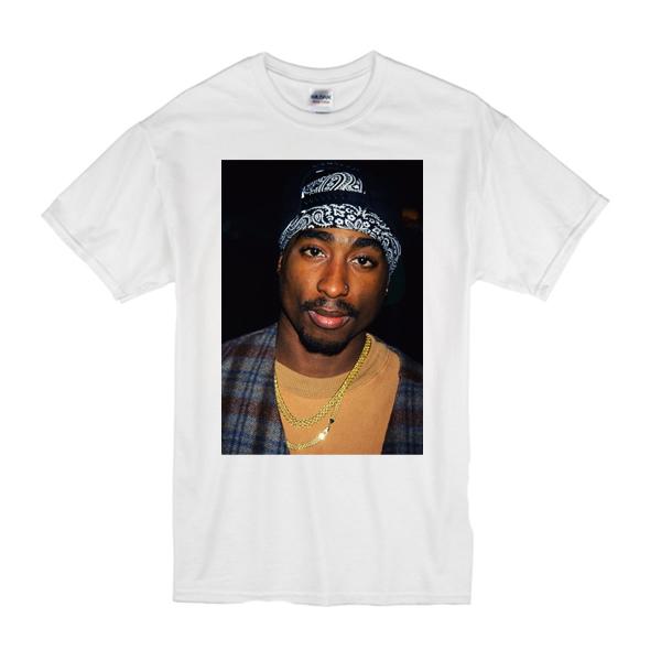 Tupac Shakur Book T-Shirt