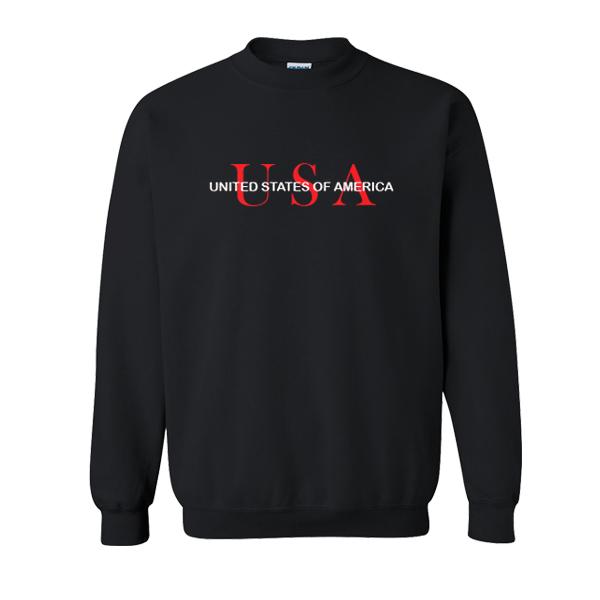 USA United States Of America Sweatshirt