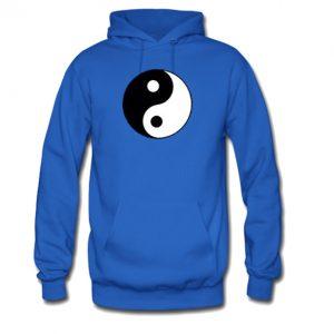 Yin Yang Logo Hoodie