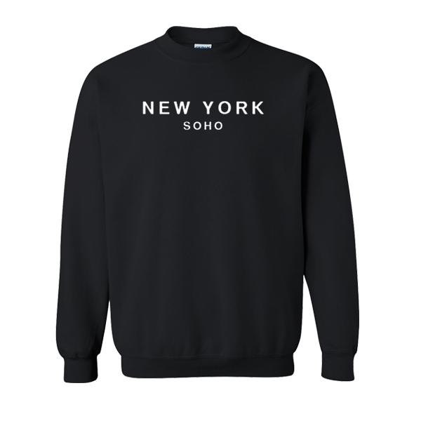 York Soho Sweatshirt