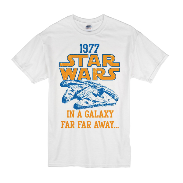 1977 Star Wars T-Shirt