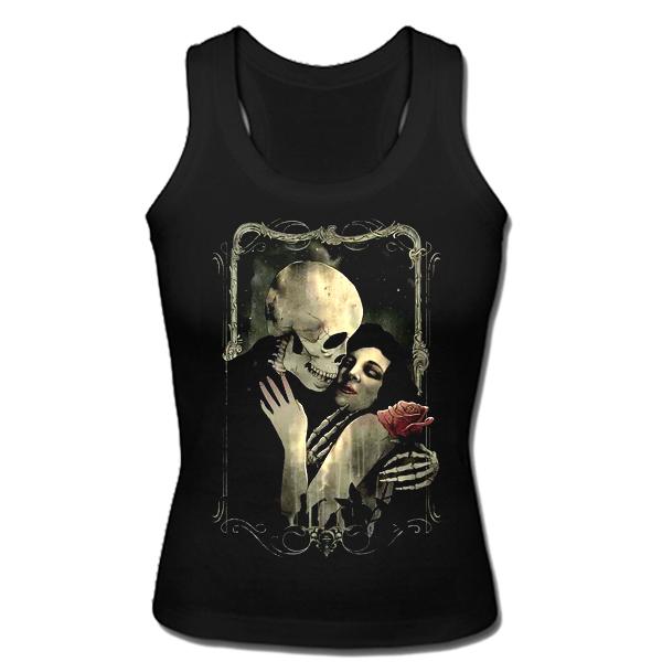 Skeleton Love Tank Top