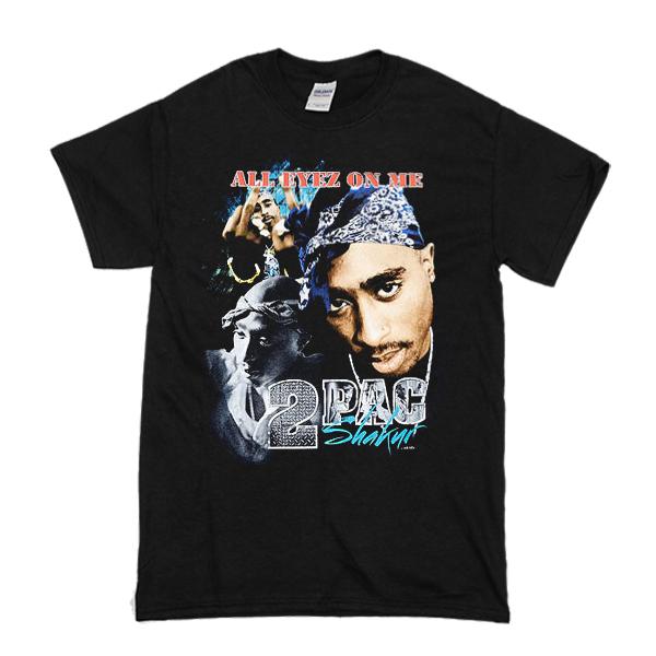 Tupac Shakur All Eyez On Me T-Shirt