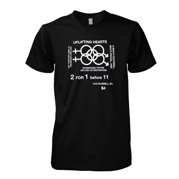 Upliftings Heart T-Shirt