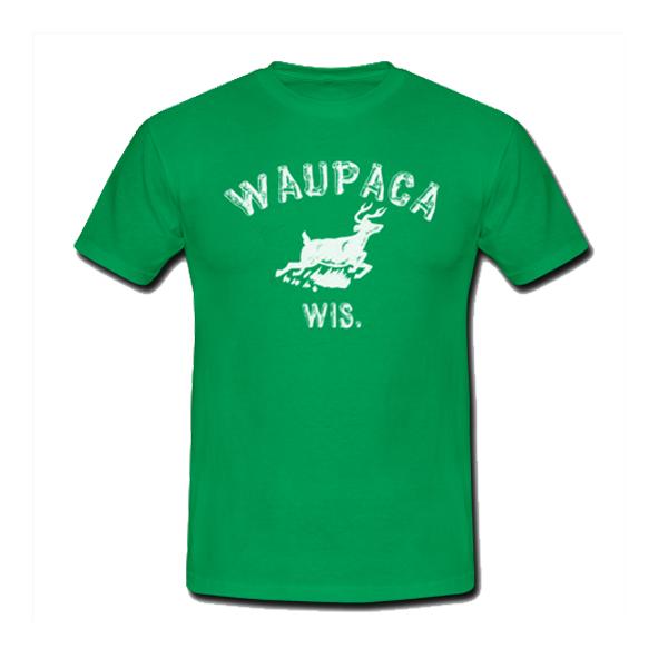 Waupaca Wis T-Shirt
