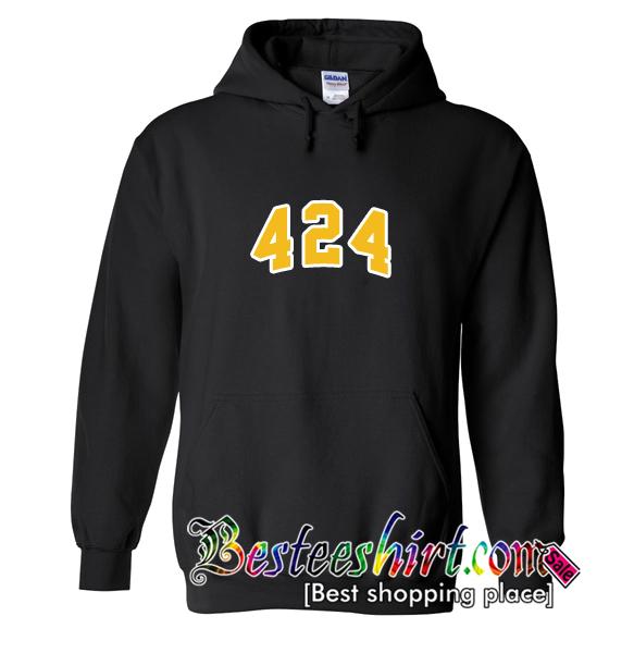 424 Logo Hoodie