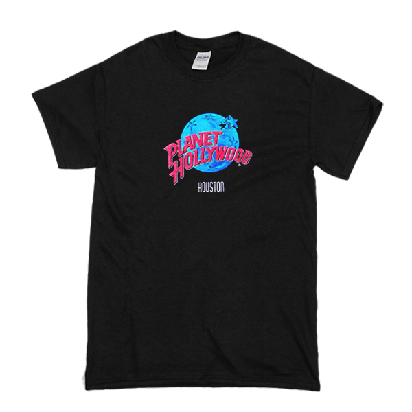 Planet Hollywood Houston T-Shirt