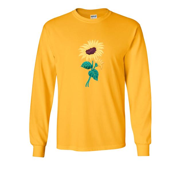 Sun Flower Sweatshirt