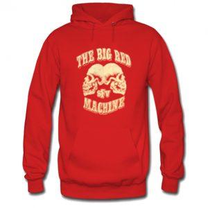 The Big Red SFV Machine HoodieThe Big Red SFV Machine Hoodie