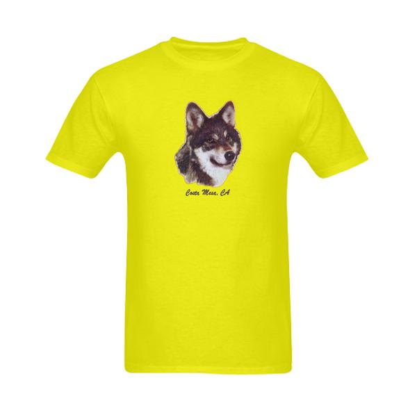 Wolf Costa Mesa T-Shirt