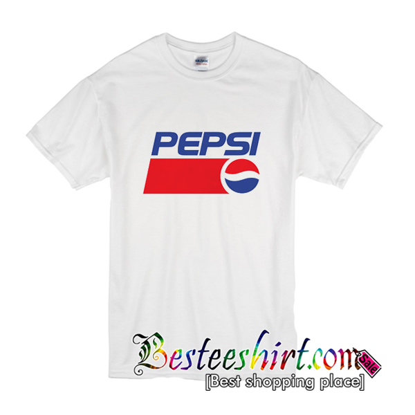 Pepsi Logo T-Shirt