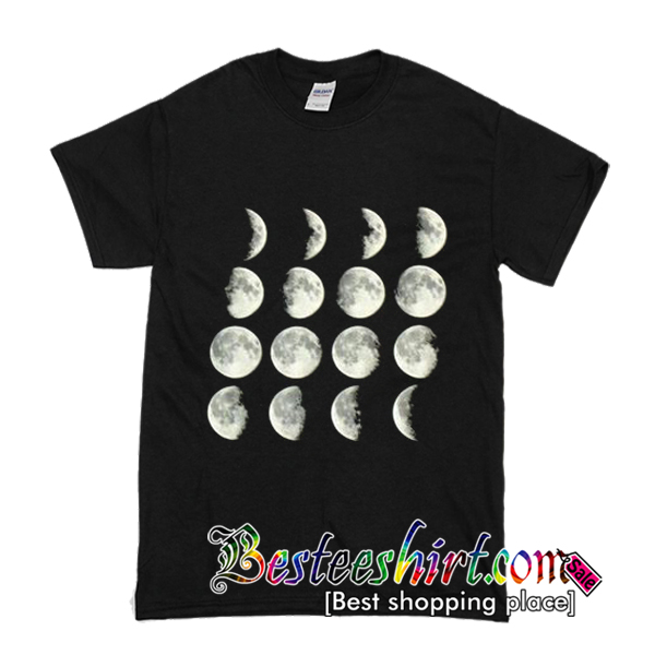 Phase of the Moon T-Shirt