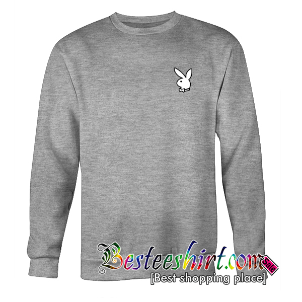 Playboy Logo Sweatshirt