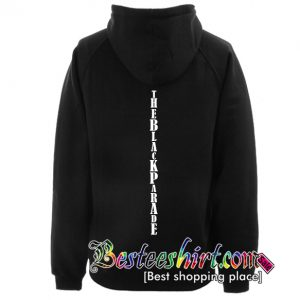 The Black Parade My Chemical Romance Hoodie Back