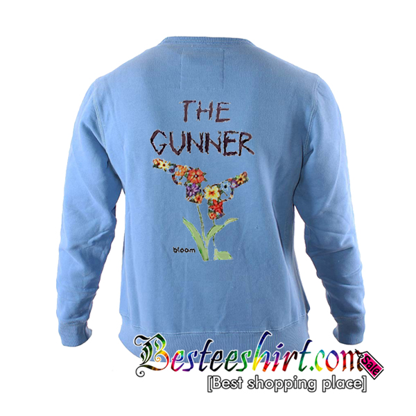 The Gunner Back Sweatshirt