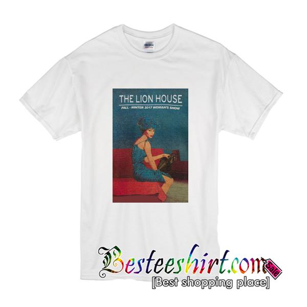 The Lion House T-Shirt
