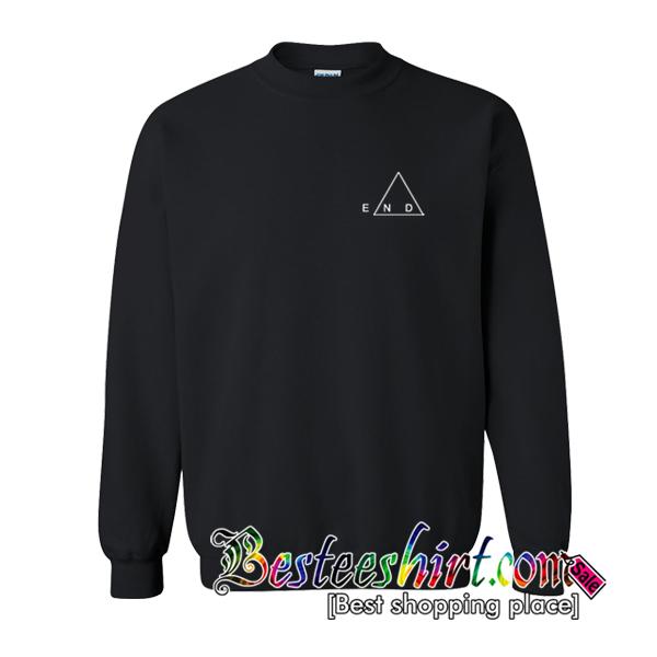 Triangle End Sweatshirt