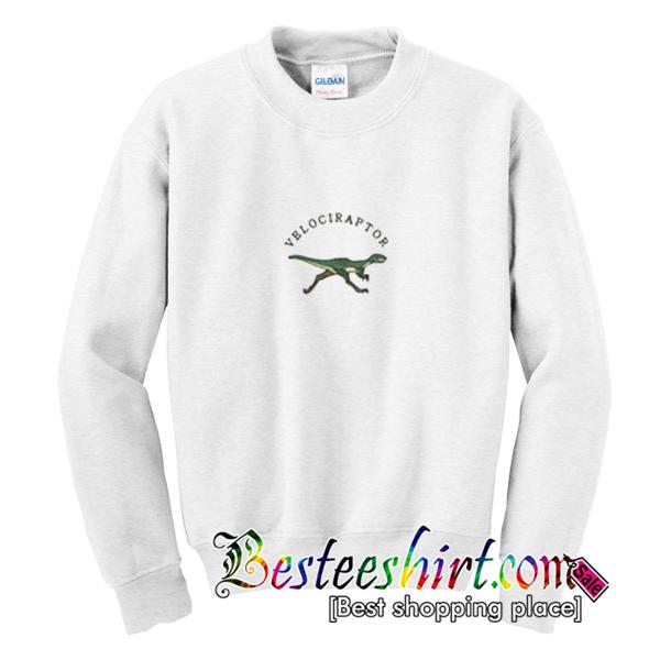 Velociraptor Sweatshirt