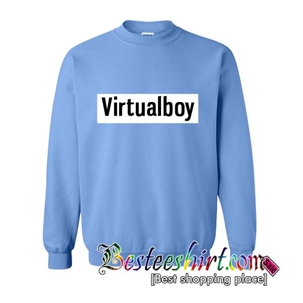 Virtual Boy Sweatshirt