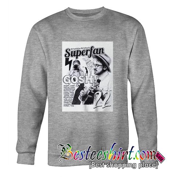 Tom Felton Sweatshirt