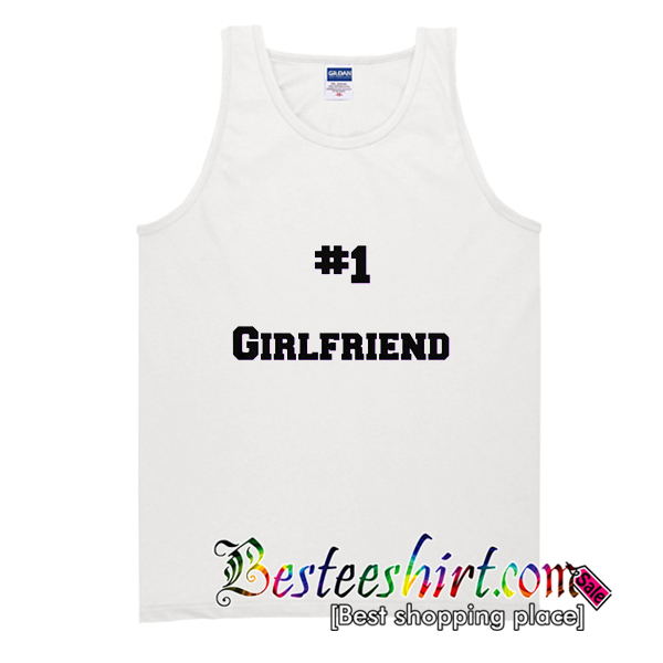 #1 Girlfriend Tank Top
