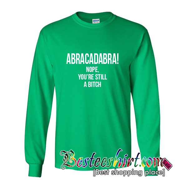 Abracadabra Sweatshirt