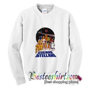 Star Wars Guerre Stellari Sweatshirt