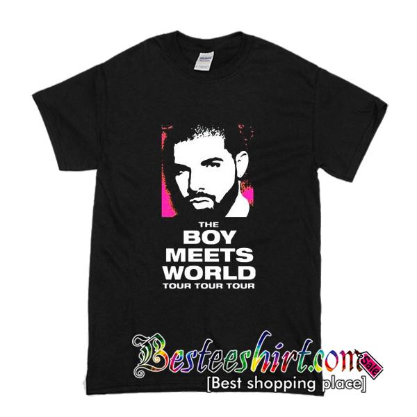 The Boy Meets World T-Shirt