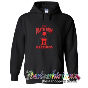 The Death Row Records Hoodie