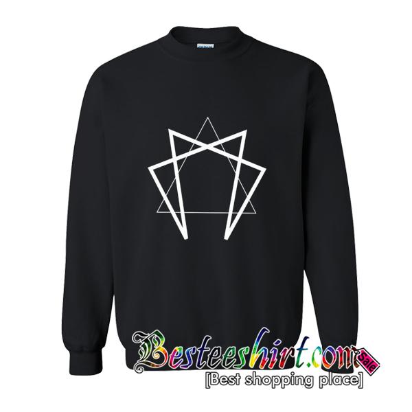Triangle Art Sweatshirt