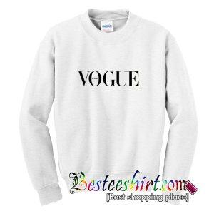 Vogue Sweatshirt