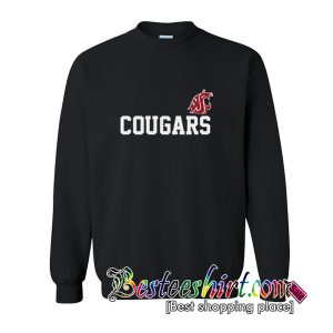 Washington State Cougars Sweatshirt