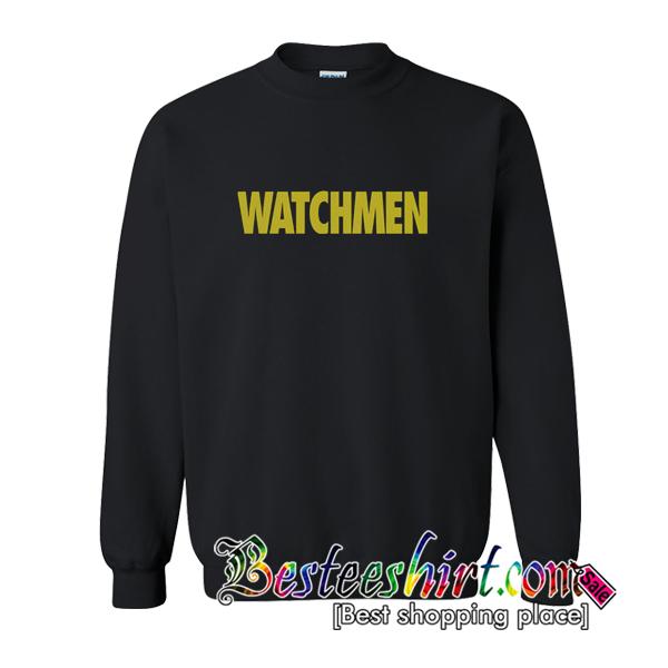 Watchmen Sweatshirt