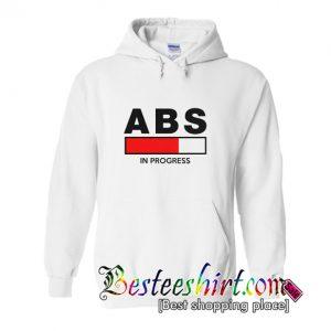 ABS In Progress Hoodie