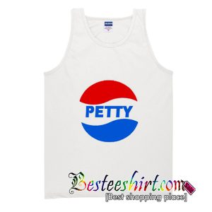 Petty Pepsi Logo Tank Top