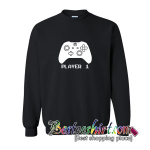 Player 1 Sweatshirt