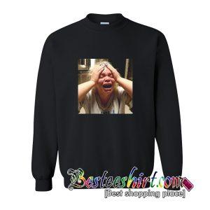 Trisha Paytas Crying Sweatshirt