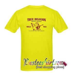True Religion T-Shirt Back