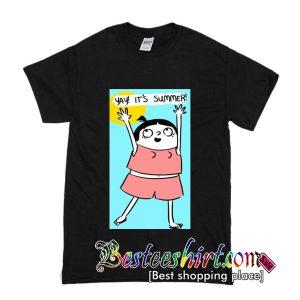 Yay! It's Summer T-Shirt