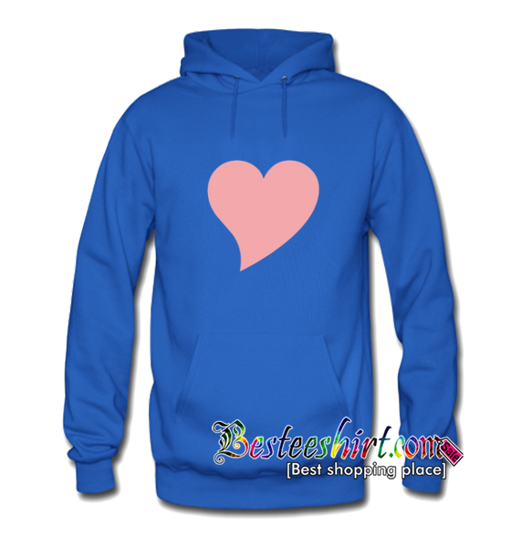 get cheap best deals on authorized site Pink Heart Hoodie